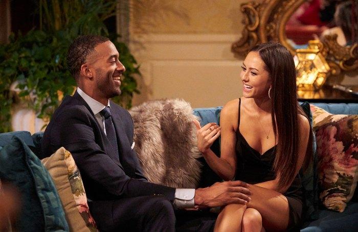 Abigail de Bachelor le revela a Matt James que sus hijos probablemente serán sordos