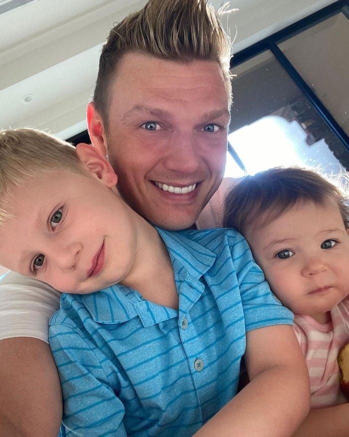 Backstreet Boys Nick Carter and Wife Lauren Kitt Welcome 3rd Child