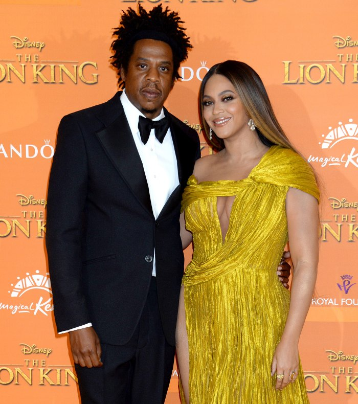 Beyonce's Mom Tina Knowles-Lawson Gushes Over Son-In-Law Jay-Z