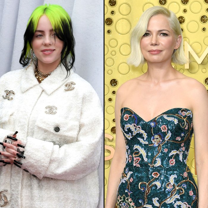 Billie Eilish in Talks to Produce Peggy Lee Biopic Starring Michelle Williams