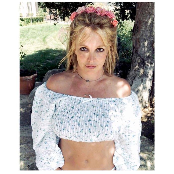 Britney Spears está aprendiendo a ser una persona normal en medio del drama de tutela