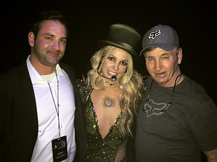 Britney Spears' Ups and Downs With Dad Jamie Spears Over the Years