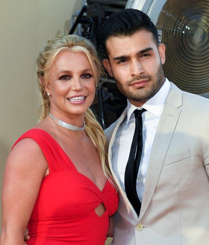 El novio de Britney Spears, Sam Asghari, habla