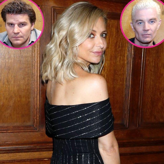 Buffy Sarah Michelle Gellar Reveals If Her Daughter Is Team Angel Spike