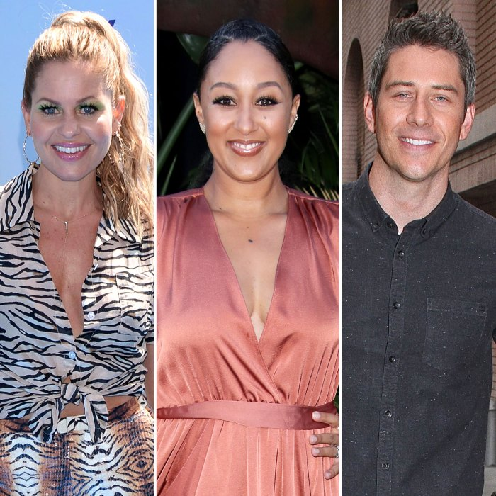 Candace Cameron Bure Tamera Mowry Arie Ludendyk Jr Share Favorite Date Night Ideas