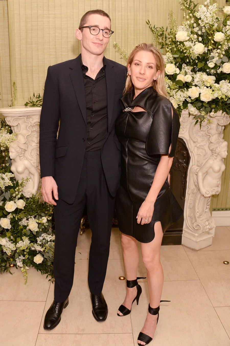 Caspar Jopling and Ellie Goulding Pregnant