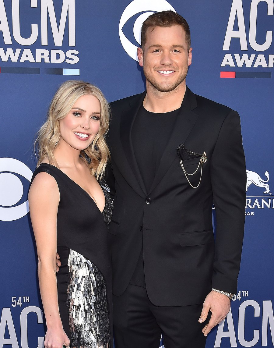 Cassie Randolph and Colton Underwood Bachelor Most Tumultuous Relationships in Reality TV History