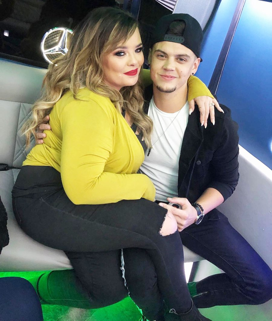 Teen Mom OG Catelynn Lowell Is Pregnant Expecting 4th Child With Tyler Baltierra After Miscarriage