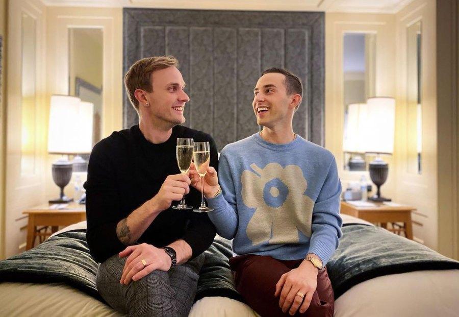 Olympian Adam Rippon Is Engaged to Boyfriend Jussi-Pekka Kajaala