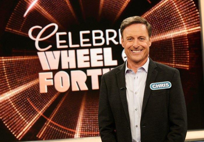 Celebrity Wheel Fortune agrega descargo de responsabilidad el episodio de Chris Harrison