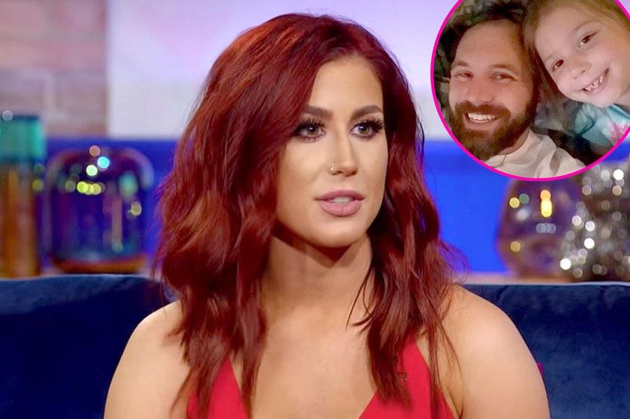 Chelsea Houska Good Place Coparenting Daughter Aubree With Ex Adam Lind