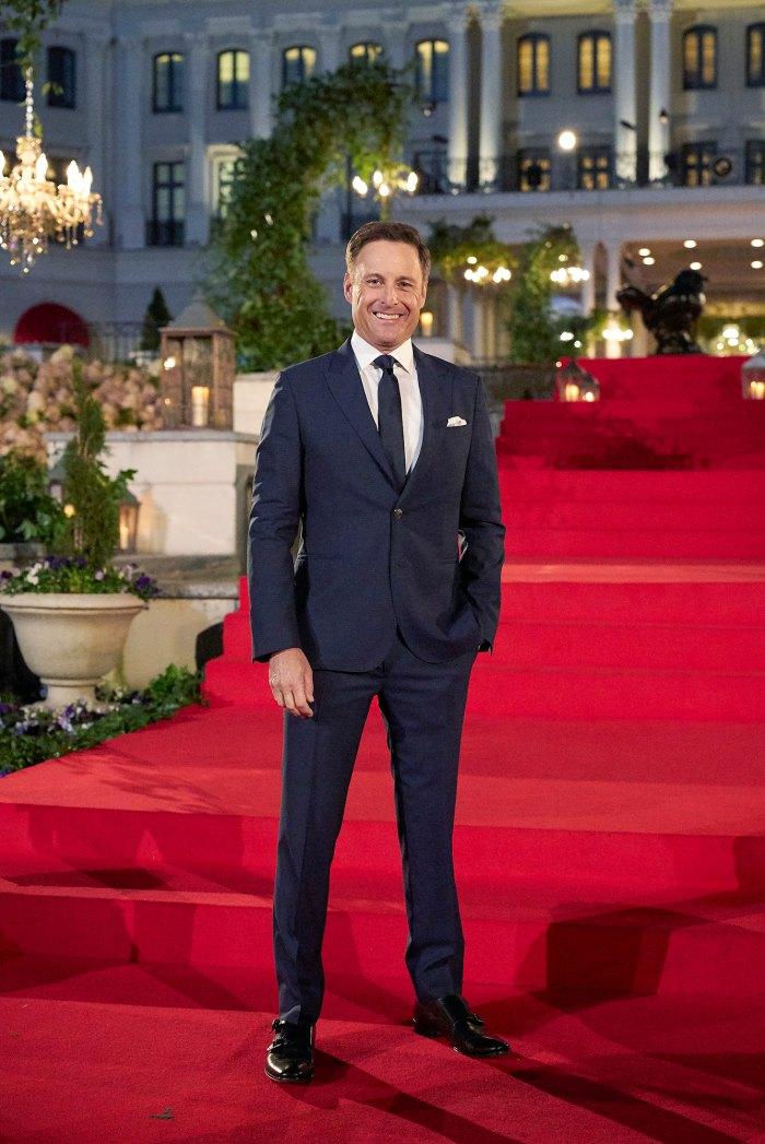 Reemplaza a Chris Harrison como presentador de 'After the Final Rose' de 'Bachelor' Finale con Matt James