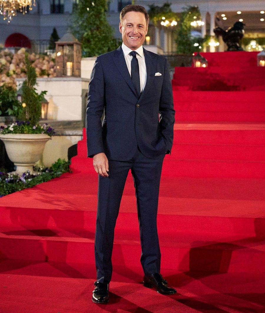 Chris Harrison steps away from Bachelor