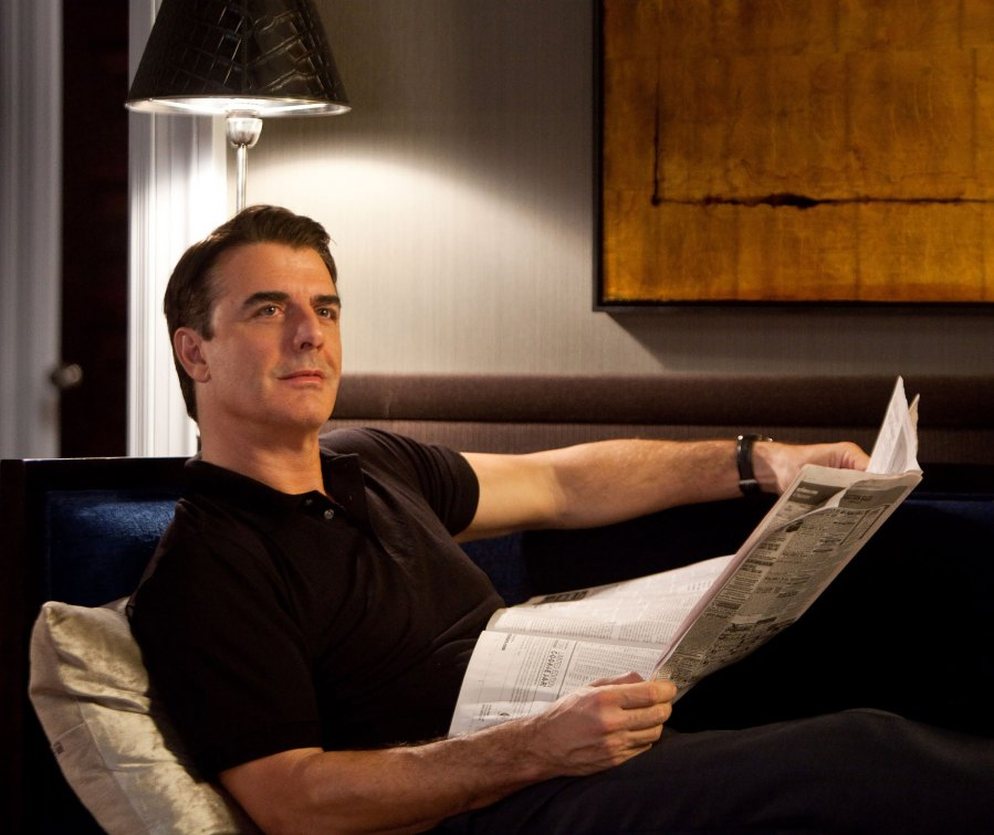 Chris Noth Addresses Rumors He Won't Appear on 'Sex and the City' Revival