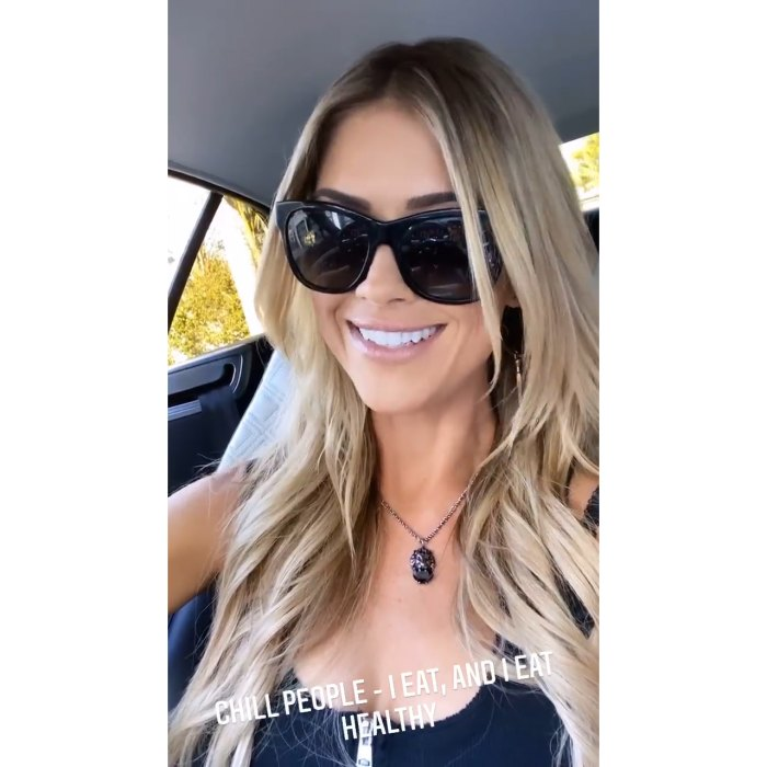 Christina Anstead Claps Back at Body Shamers Claiming She 'Needs to Eat'
