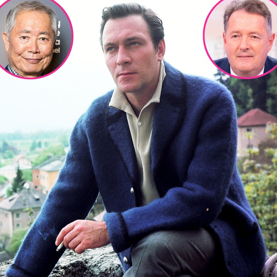 Christopher Plummer Dead 91 George Takei Piers Morgan More Stars Pay Tribute