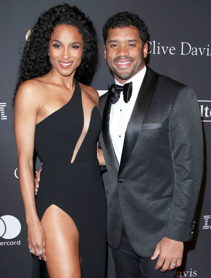 Ciara, Russell Wilson Say They're in the Mile High Club