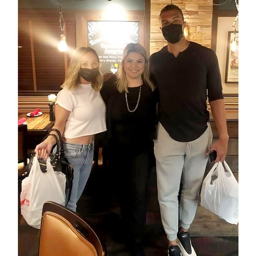 Clare Crawley Dale Moss Fuel Reconciliation Rumors With Dinner Date