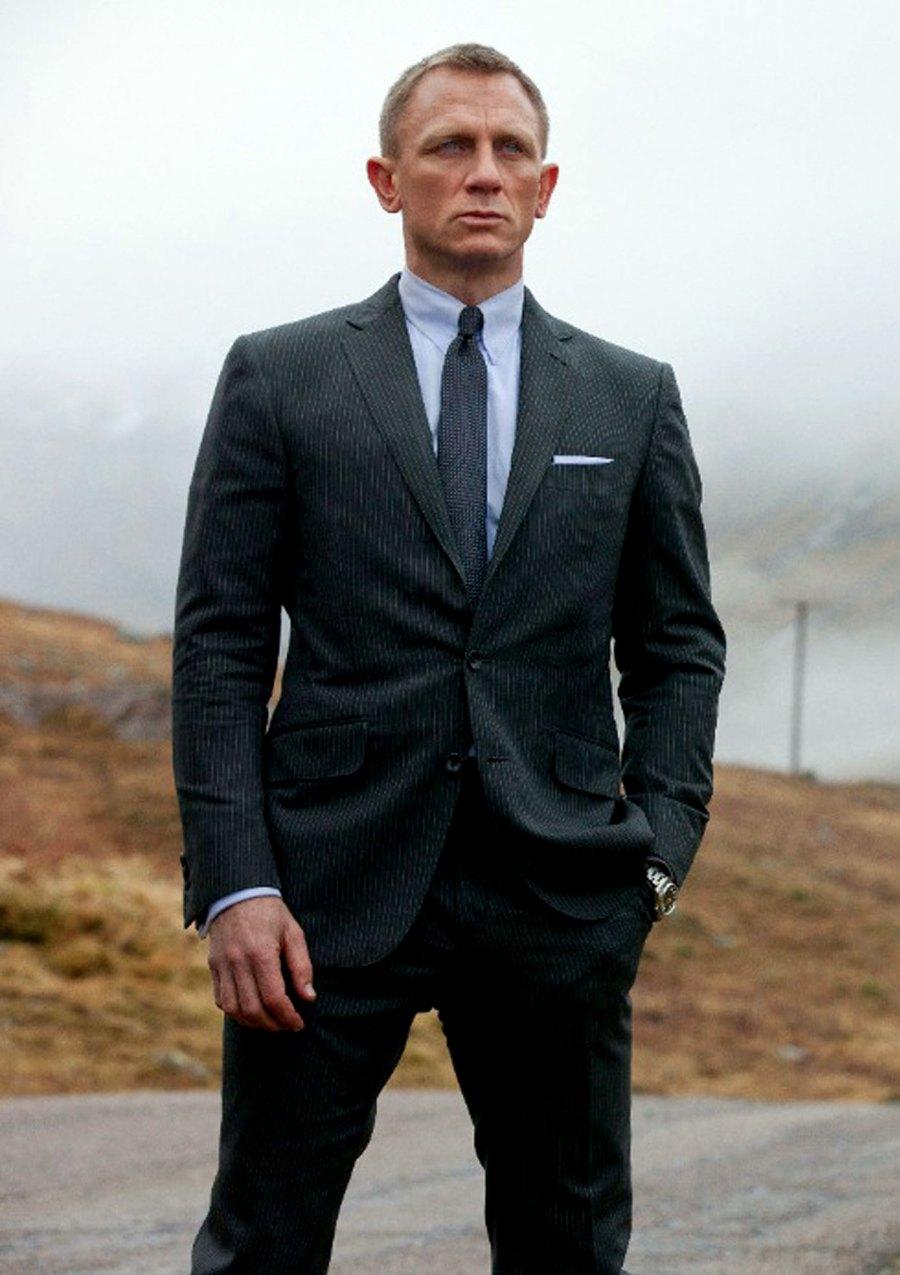 Daniel Craig Stars Who Have Played James Bond