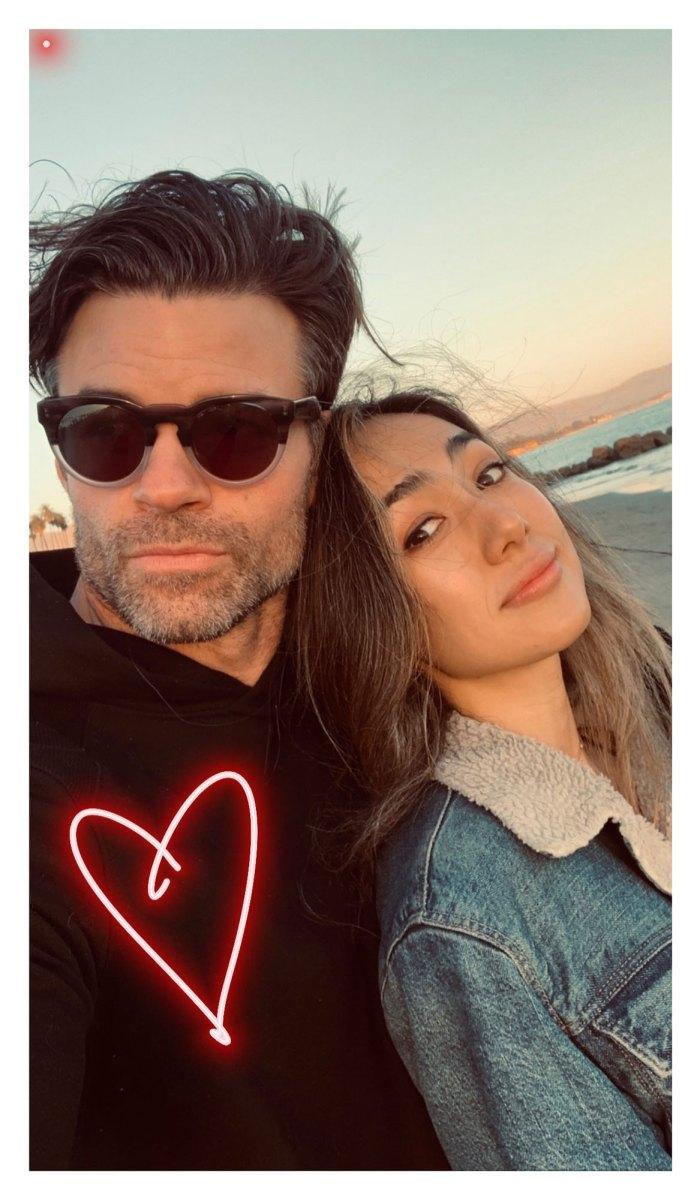 Daniel Gillies Debuts New Love Interest on Instagram After Rachael Leigh Cook Split