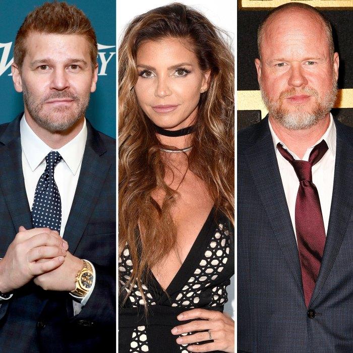 David Boreanaz Reacts to Charisma Carpenter's Joss Whedon Allegations