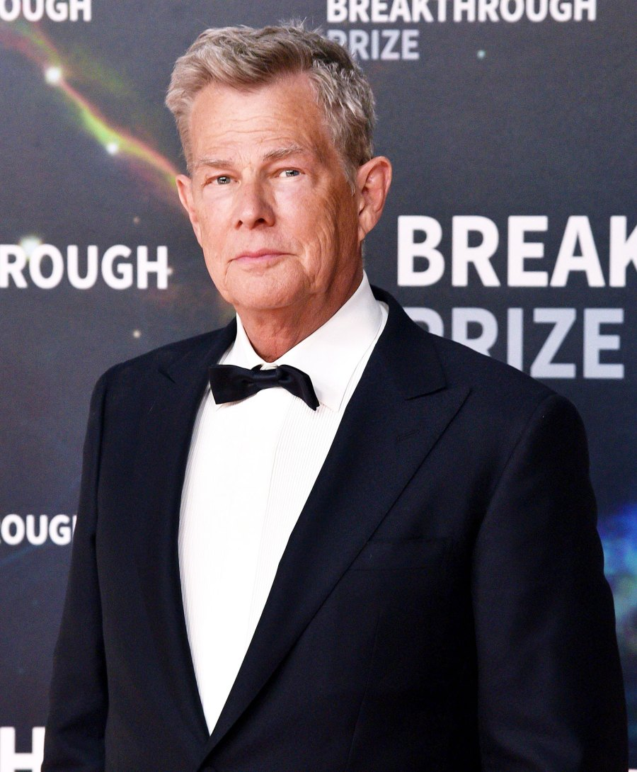 David Foster Celebrity Dads Who Had Children Late in Life