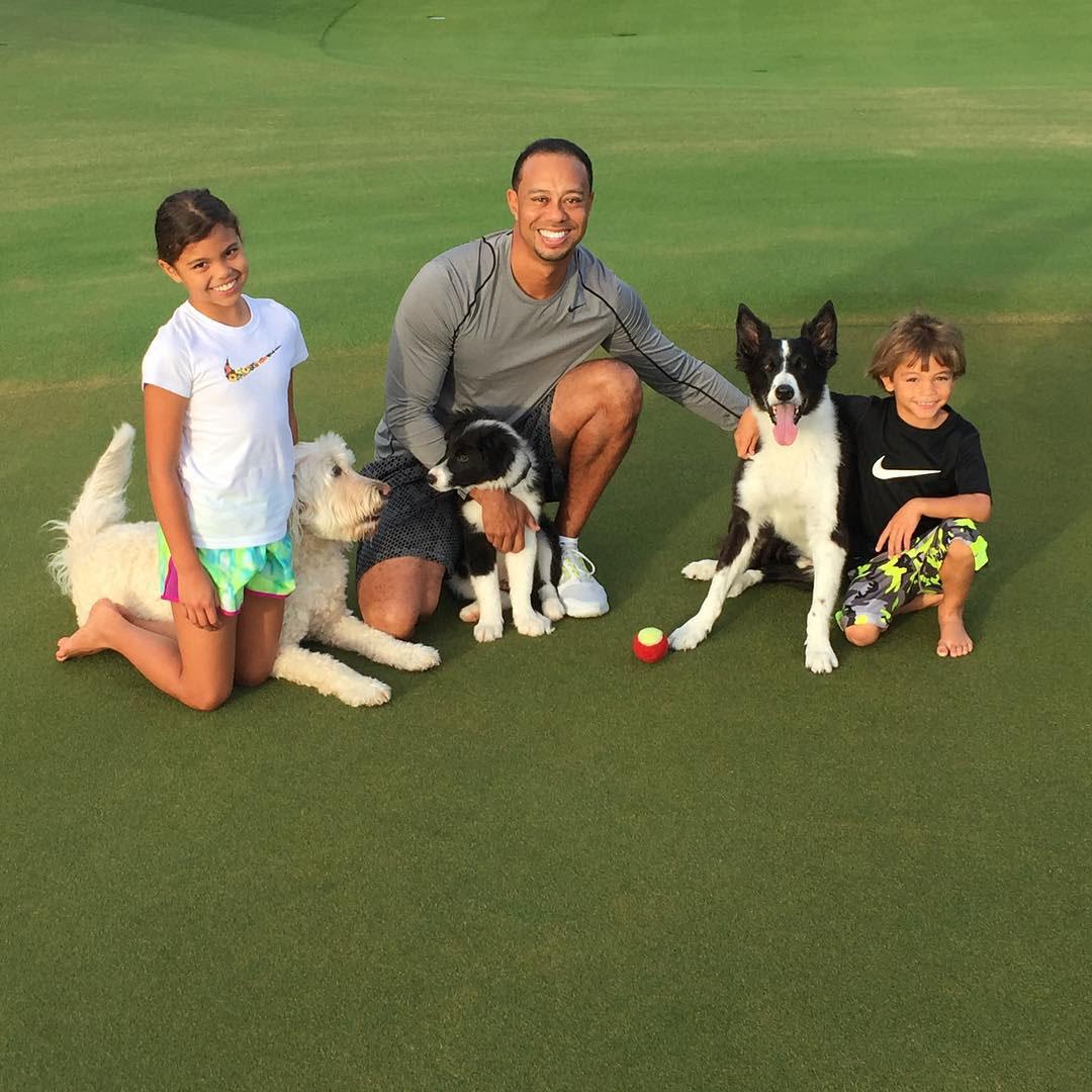 Today Ex Wife Elin Nordegren Today Tiger Woods Kids ...