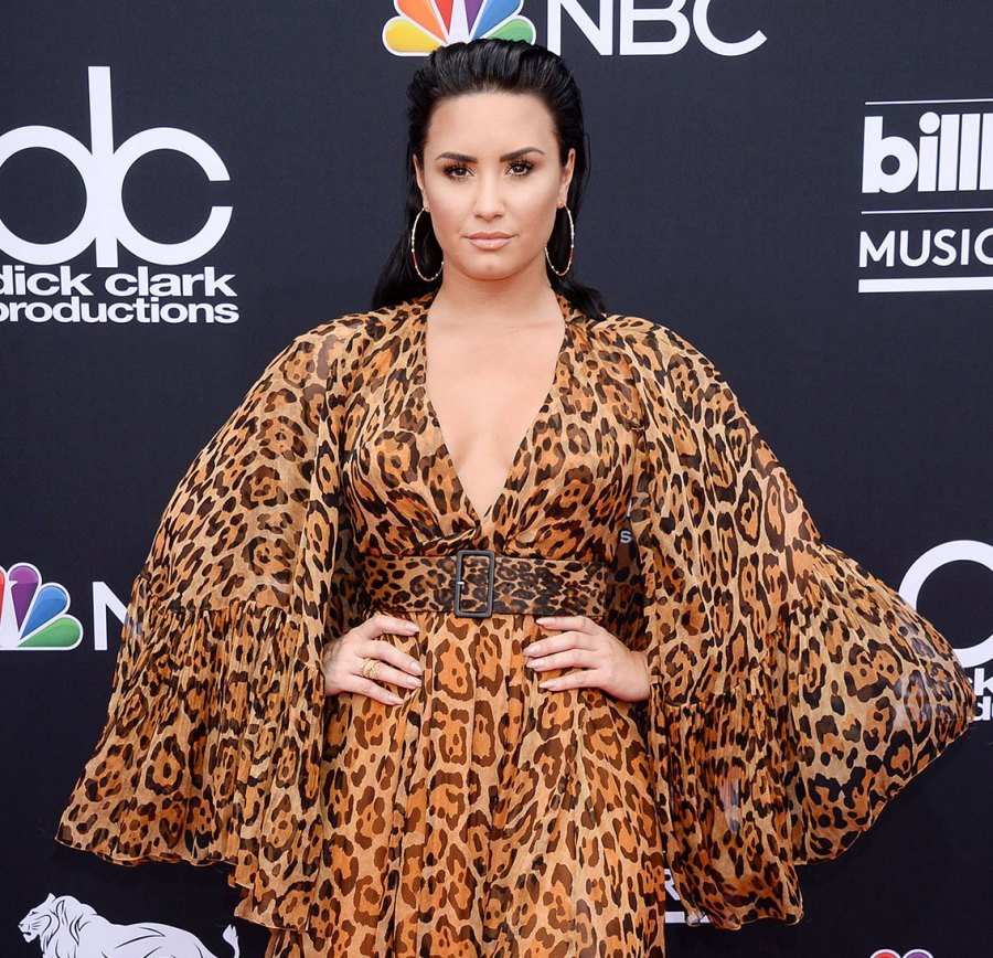 Demi Lovato Slams Gender Reveal Parties for Being Transphobic