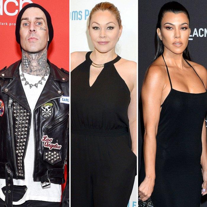 ¿La ex esposa de Travis Barker, Shanna Moakler, le gustó un comentario sobre cómo degradar a Kourtney Kardashian?