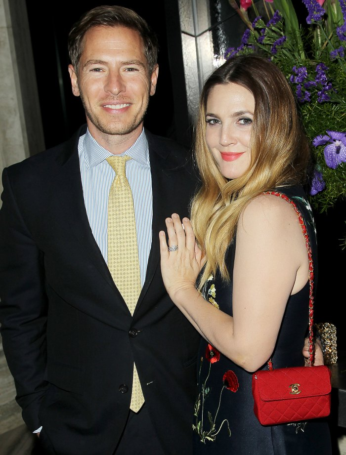Drew Barrymore Adores Ex-Husband's Fiance 1