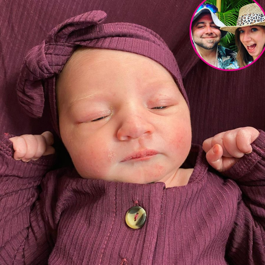 Duff Goldman Johnna baby 2021