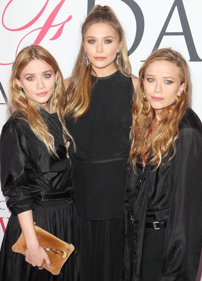 Elizabeth Olsen: I'm 'Aware' Mary-Kate, Ashley's Fame Affected My Career