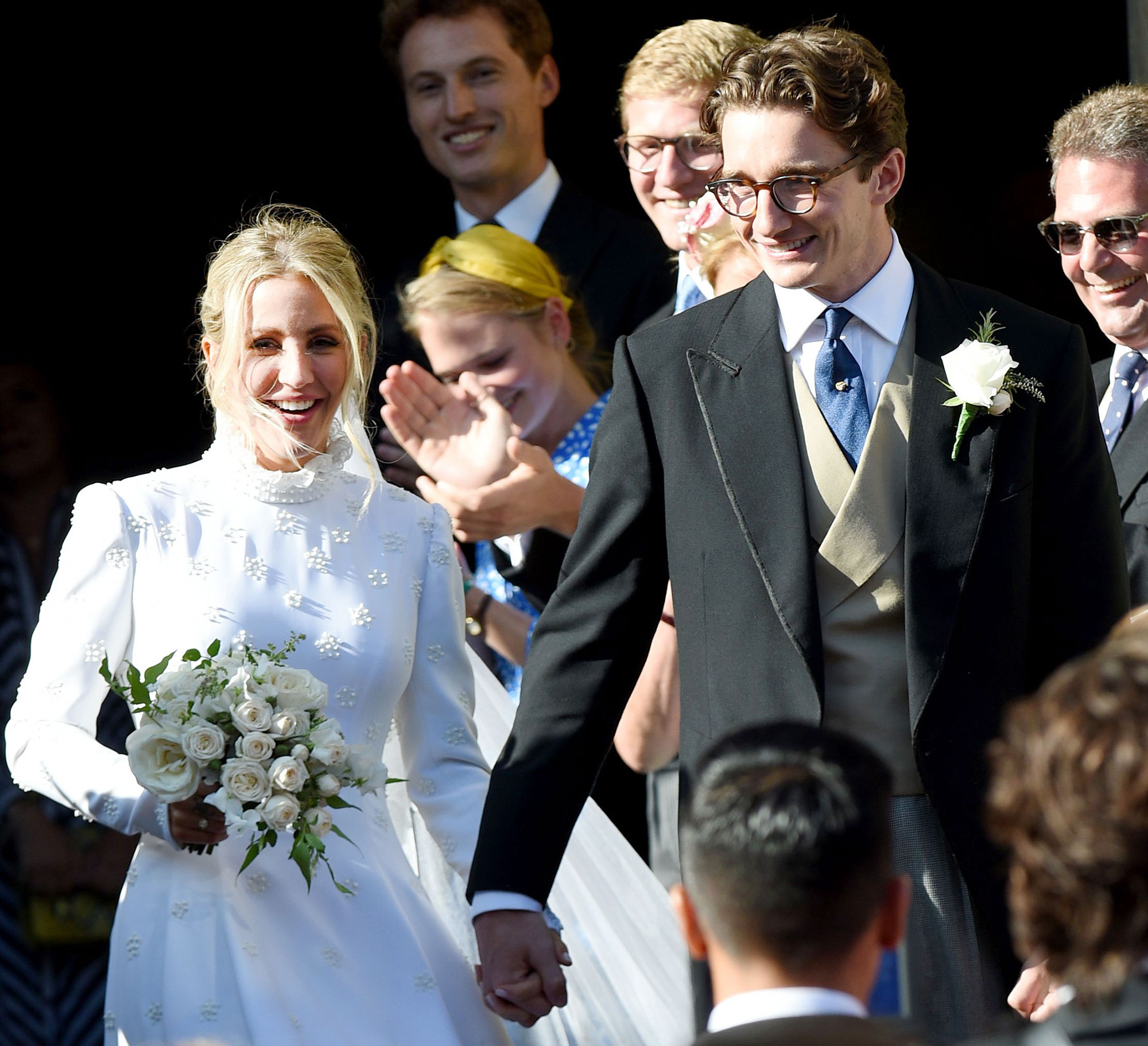 Ellie Goulding Gives Birth and Welcomes First Child With Husband Caspar Jopling