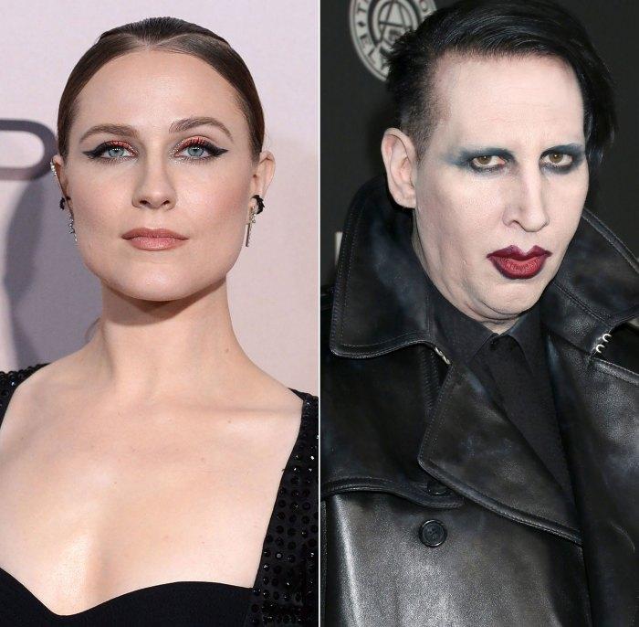 Evan Rachel Wood Accuses 'Dangerous' Ex-Fiance Marilyn Manson of Grooming and Abuse