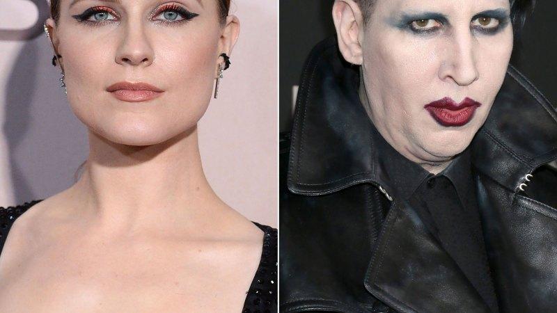 Evan Rachel Wood and Marilyn Manson's Relationship Timeline