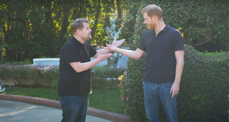 Prince Harry Everything We Learned From Prince Harry's Interview With James Corden