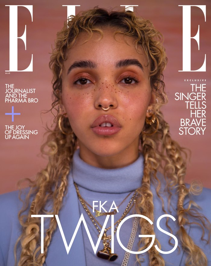 FKA Twigs: 'It's a Miracle' I Came Out of Shia LaBeouf Relationship Alive