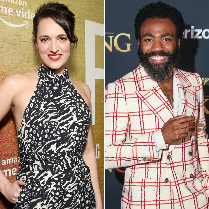 Fleabag's Phoebe Waller-Bridge and Donald Glover Will Star in 'Mr. and Mrs. Smith' Reboot