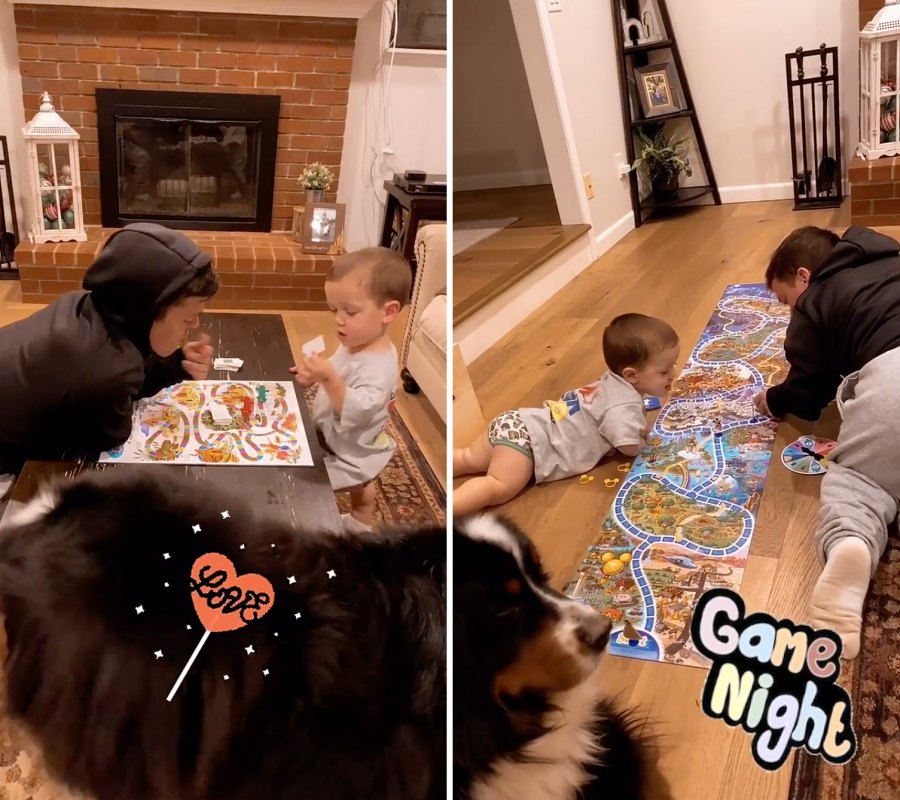 Game Night See Tori Zach Roloff's Sweetest Moments With Their 2 Kids
