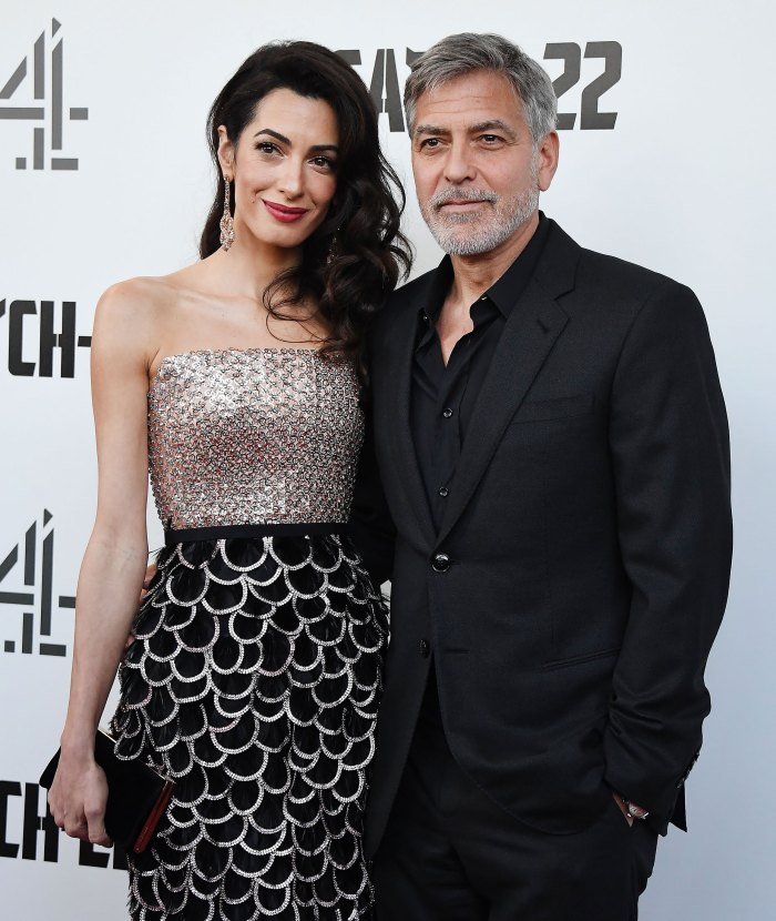 The Reason George Clooney Won't Cut His Daughter's Hair: Watch