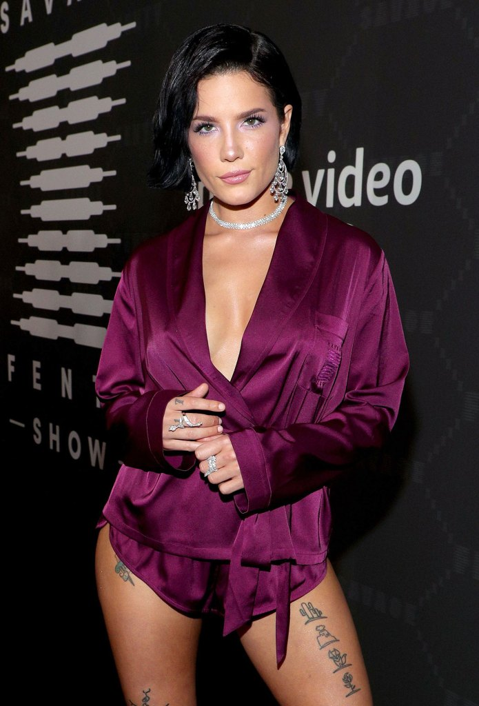 Halsey Is 'Over the Moon' About Pregnancy: How She's Taking Care of Herself
