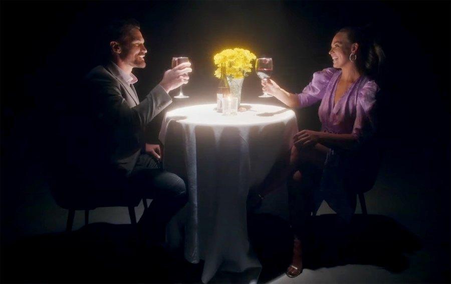 Hannah Brown and Boyfriend Adam Woolard Appear in Jordan Davis' 'Almost Maybes Music Video Amid Controversy 2