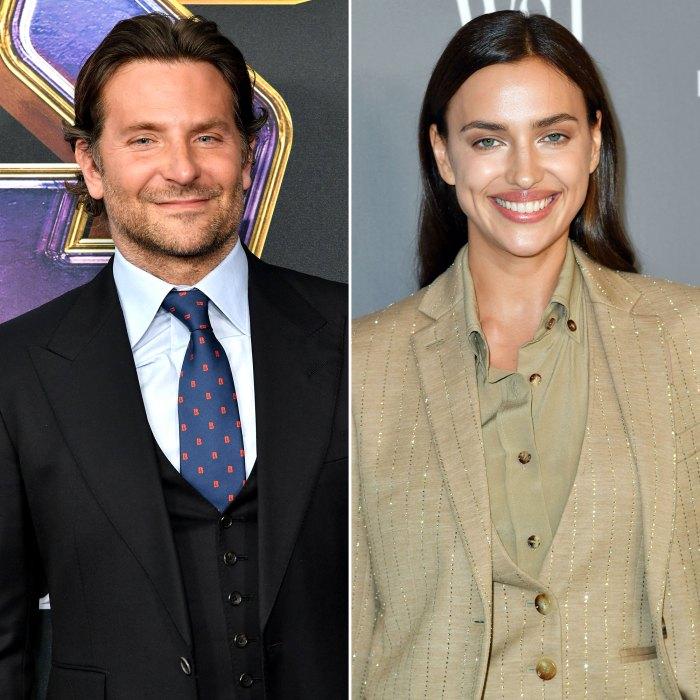 Dentro de la relación de crianza compartida 'saludable' de Bradley Cooper e Irina Shayk criando a su hija