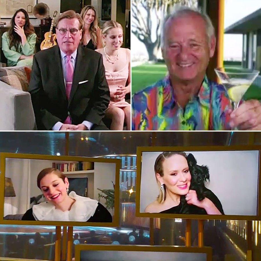 Inside Celebrity Homes at the Golden Globes 2021