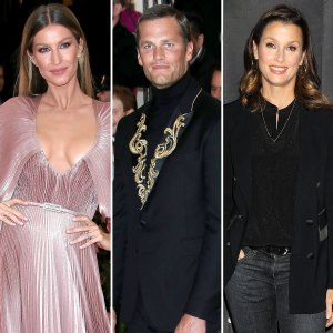 Gisele Bundchen Is on 'Really Good Terms' With Tom Brady's Ex Bridget Moynahan