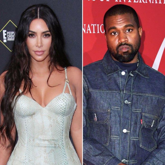 Dentro del divorcio amistoso de Kim Kardashian y Kanye West