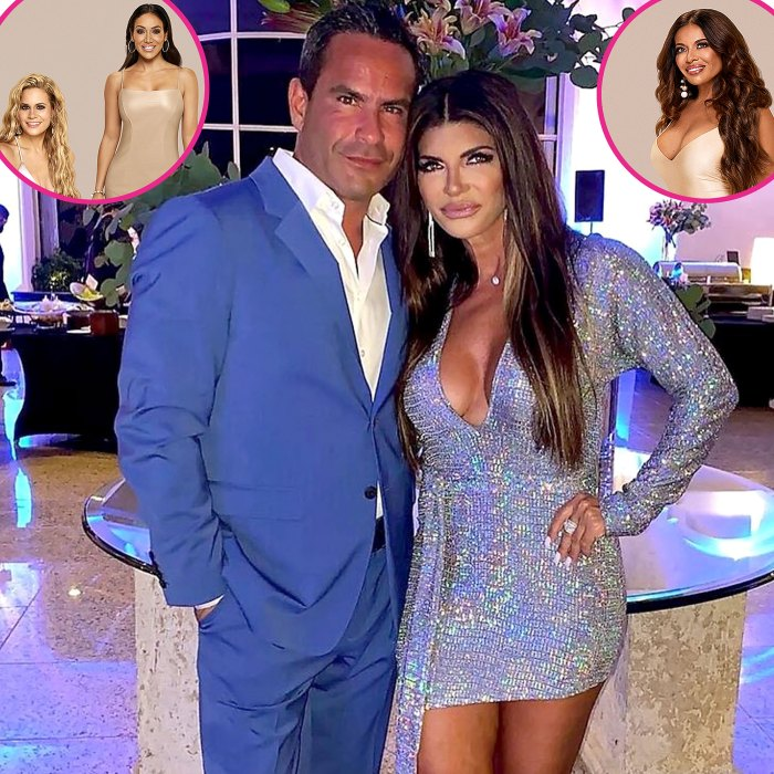 Is Teresa Giudice Boyfriend Luis Ruelas Real Deal RHONJ Cast Weighs In