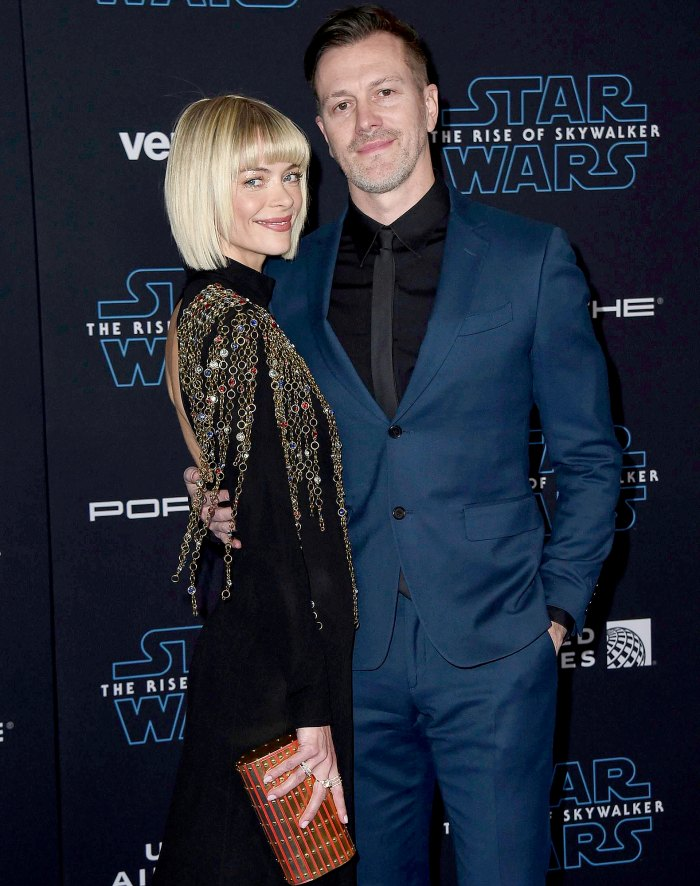 Jaime King's Estranged Husband Kyle Newman Welcomes 1st Child With Girlfriend Cynthia Nabozny 1