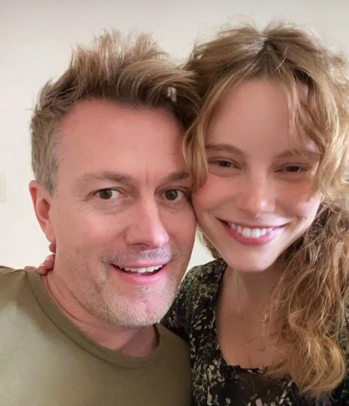 El esposo distanciado de Jaime King, Kyle Newman, da la bienvenida al primer hijo con su novia Cynthia Nabozny