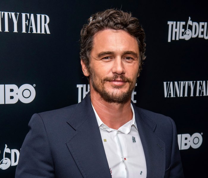 James Franco llega a un acuerdo en una demanda por mala conducta sexual